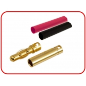 gold bullet connectors