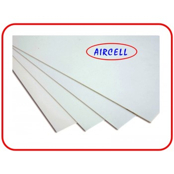 WHITE AIRCELL SHEET (PVC)